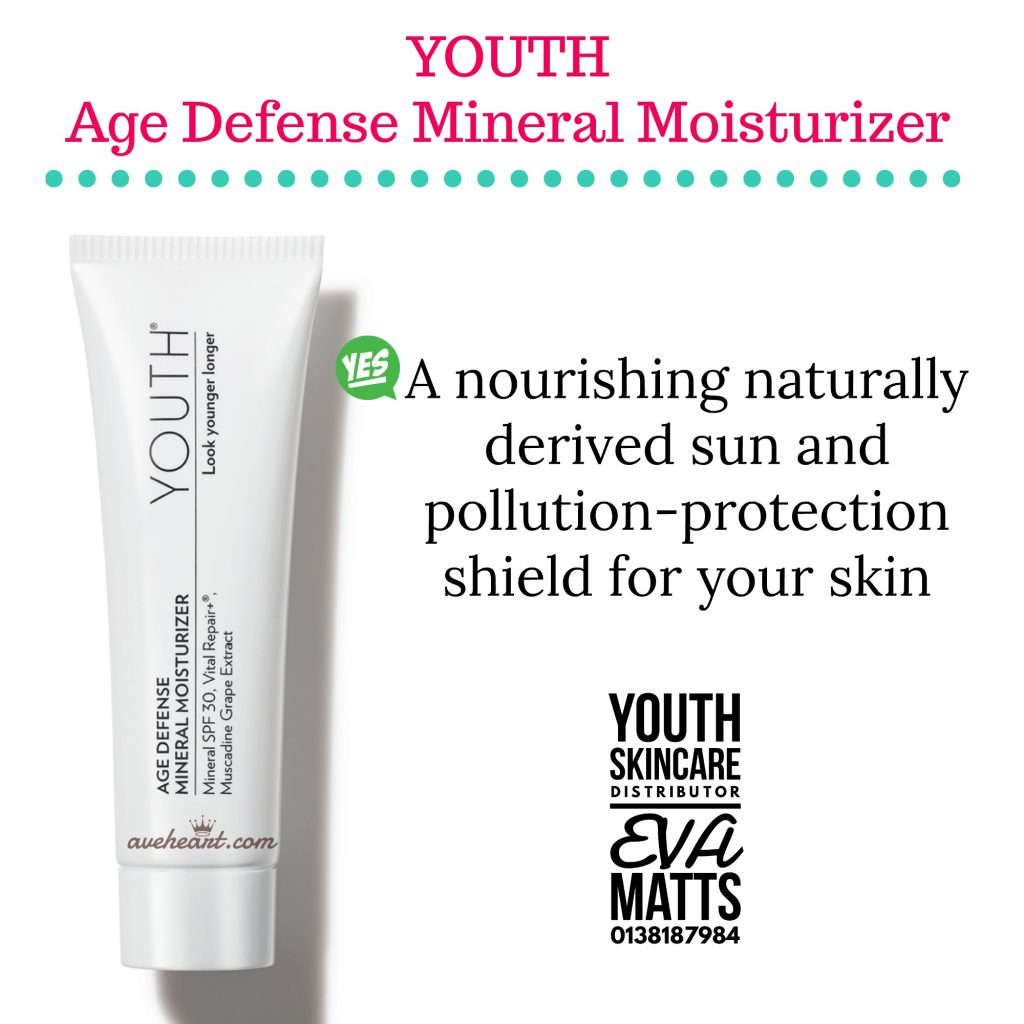 Youth Age Defense Mineral Moistruzer